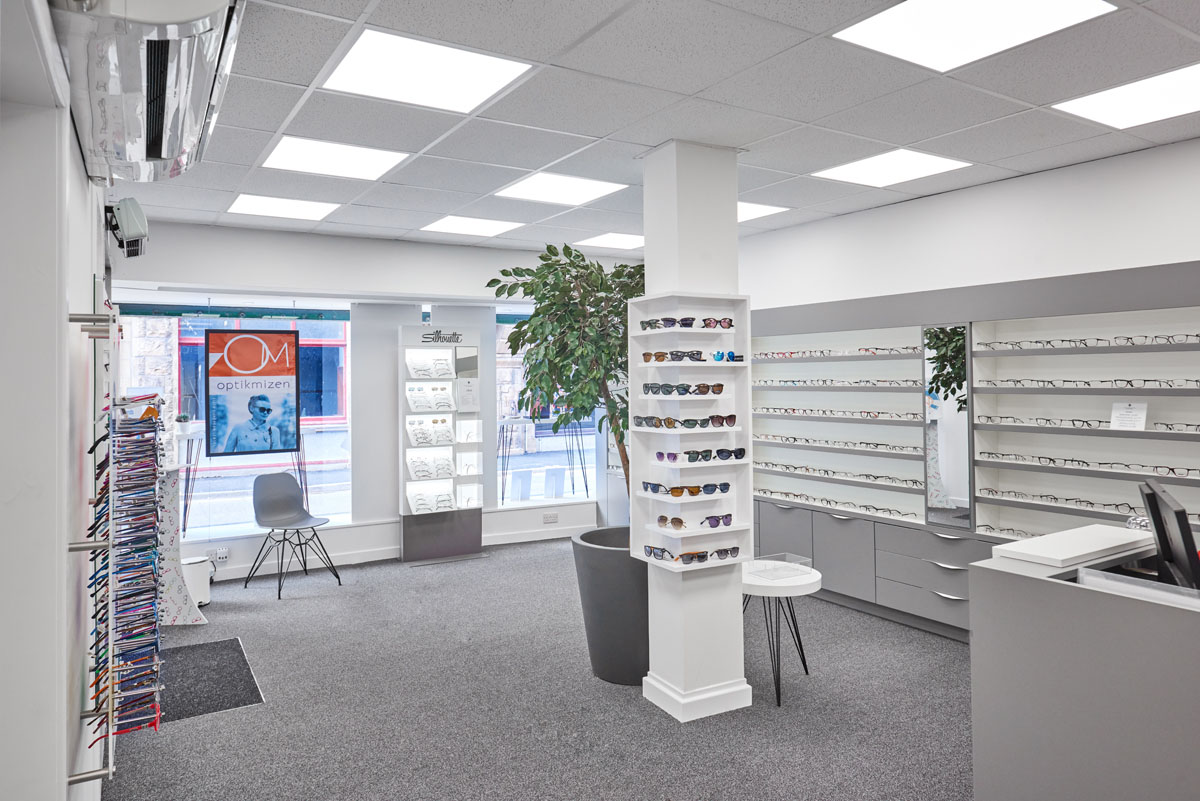 LG Eyecare Elgin, Opticians