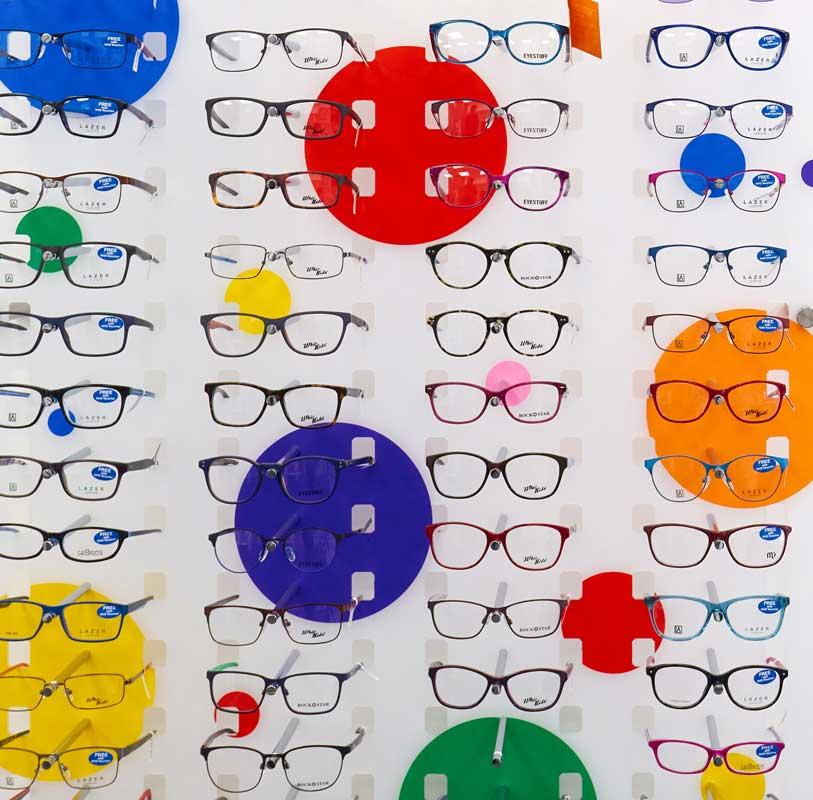 Children's eyecare at LG Eyecare, Elgin